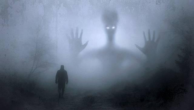 Fantasy Spirit Nightmare - Free photo on Pixabay (383544)