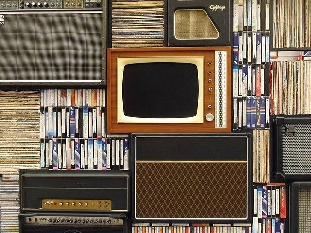 Old Tv Records Vhs Tapes - Free photo on Pixabay (383550)