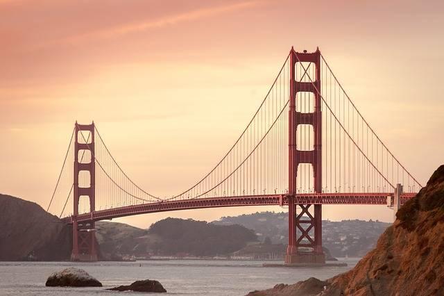 Golden Gate Bridge San Francisco - Free photo on Pixabay (383649)