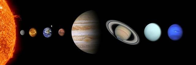 Solar System Sun Mercury - Free photo on Pixabay (384162)