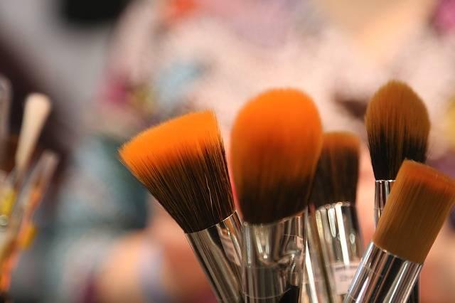 Brushes Cosmetic Tools Brush - Free photo on Pixabay (384185)