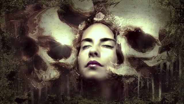Composing Woman Fantasy - Free photo on Pixabay (384487)
