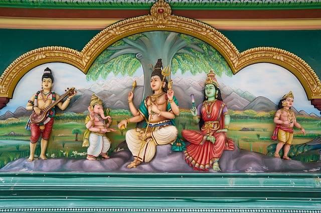 Religion Hinduism God - Free photo on Pixabay (384642)