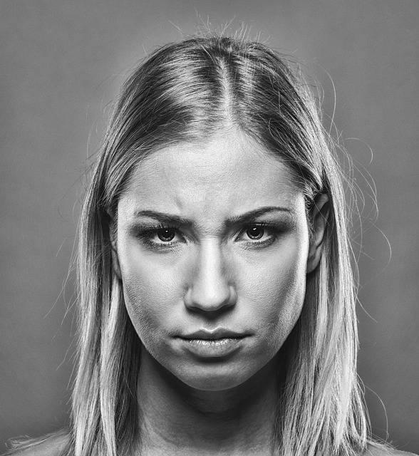 Portrait Girl Blonde - Free photo on Pixabay (385551)