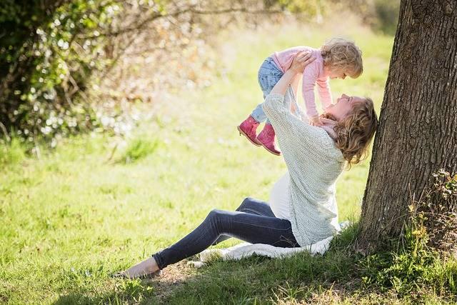 Park Mother Girl - Free photo on Pixabay (385576)