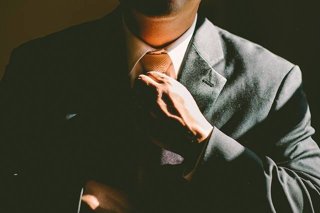 Tie Necktie Adjust - Free photo on Pixabay (386522)