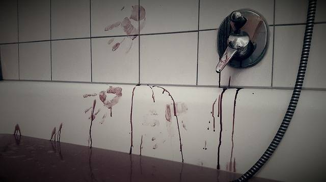 Bloodbath Bath Crime - Free photo on Pixabay (386524)