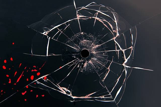 Glass Bullet Blood - Free photo on Pixabay (386599)
