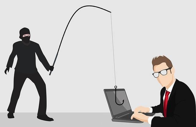 Phishing Fraud Cyber Security - Free image on Pixabay (386608)
