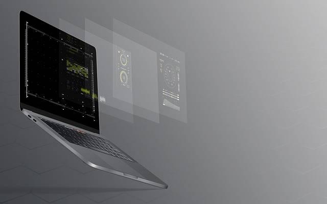 Laptop Notebook Macbook - Free photo on Pixabay (386621)
