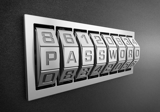 Password App Application - Free image on Pixabay (386632)