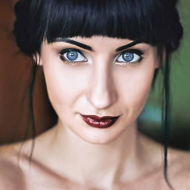 Girl Portrait Eyes - Free photo on Pixabay (386799)