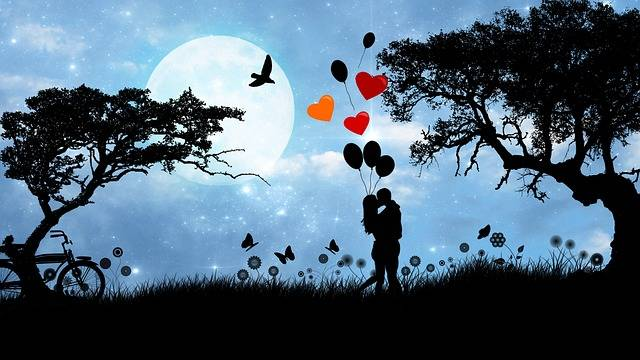 Love Couple Romance - Free image on Pixabay (387171)