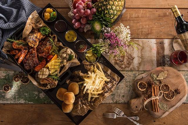 Platter Food Delicious - Free photo on Pixabay (387864)