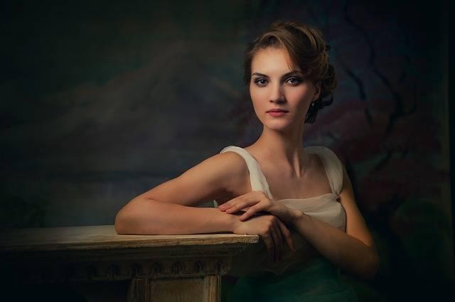 Woman People Portrait - Free photo on Pixabay (387870)