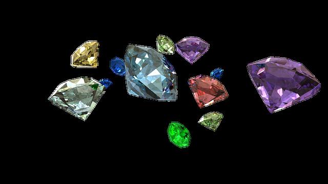 Diamonds 3D Render Jewelry - Free image on Pixabay (389709)