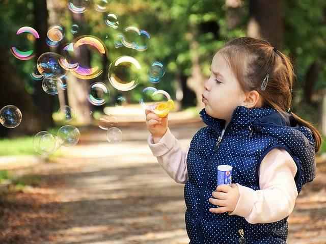 Kid Soap Bubbles Child - Free photo on Pixabay (389927)