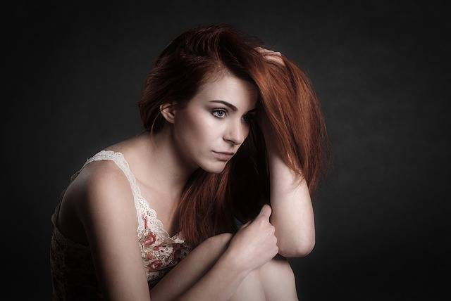 Girl Woman Depression I Feel Sorry - Free photo on Pixabay (392334)