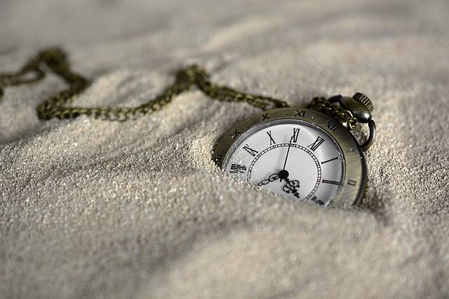 Pocket Watch Time Of Sand - Free photo on Pixabay (392495)
