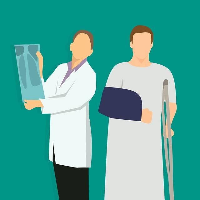 X-Ray Doctor Woman - Free image on Pixabay (392821)