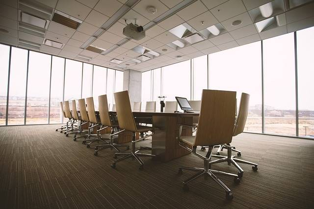 Conference Room Table Office - Free photo on Pixabay (392839)
