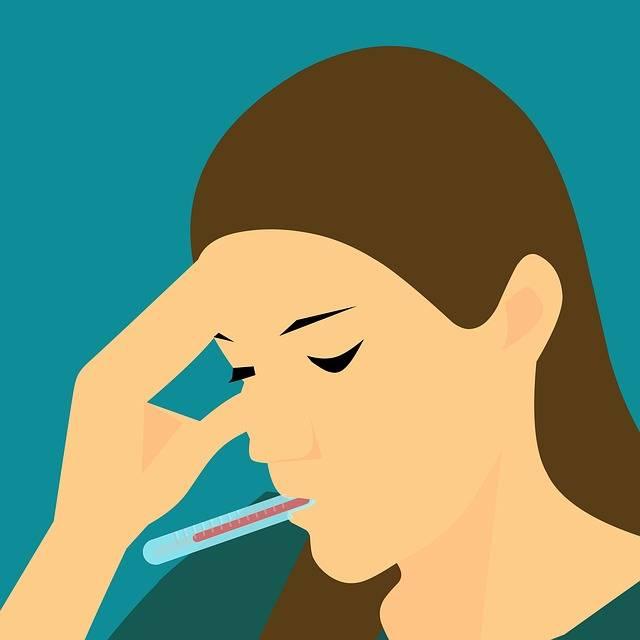 Fever Sick Cold - Free image on Pixabay (392849)