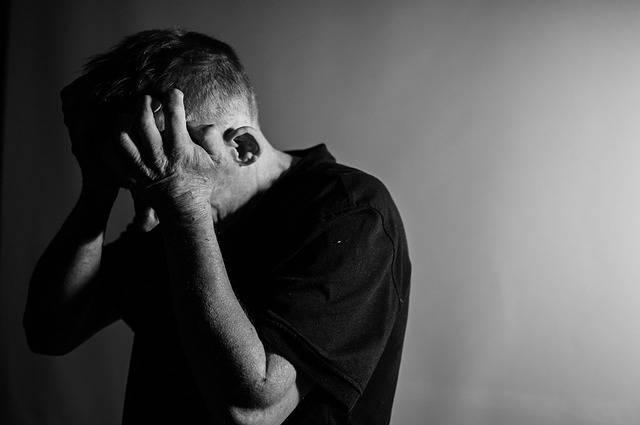 Depression Man Anger - Free photo on Pixabay (393100)