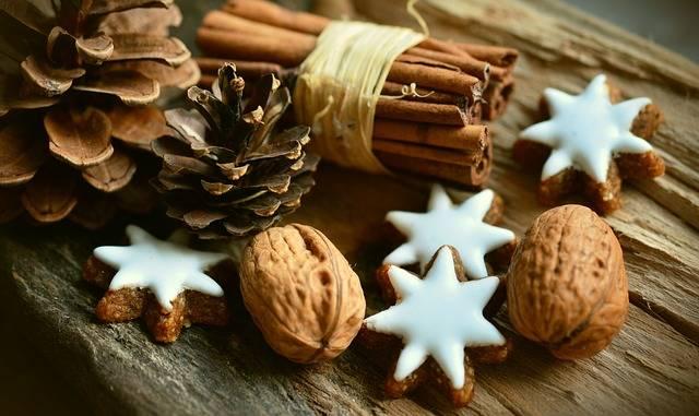 Cinnamon Stars Sticks - Free photo on Pixabay (393861)