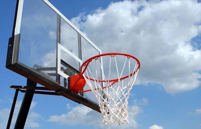 Outdoor Basketball Rim Net - Free photo on Pixabay (394051)