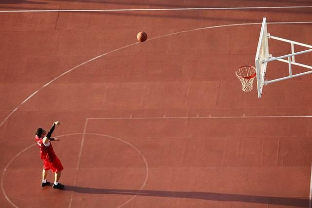 Basketball Playground - Free photo on Pixabay (394055)