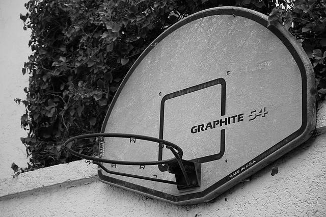 Basketball Hoop Backboard - Free photo on Pixabay (394061)