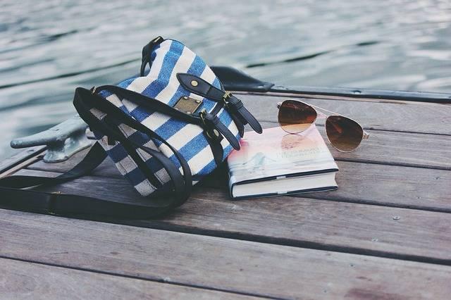 Bag Book Sunglasses - Free photo on Pixabay (394323)