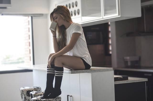 Model Women Coffee - Free photo on Pixabay (394408)