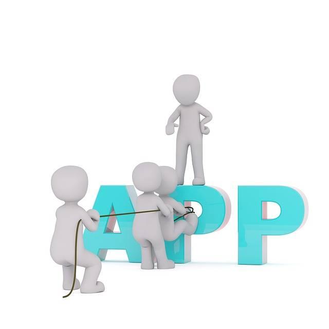 App Mobile Phone Smartphone - Free image on Pixabay (394427)