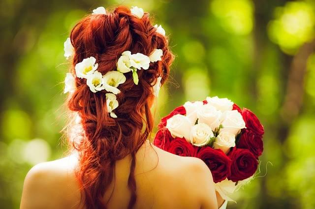 Bride Marry Wedding Red - Free photo on Pixabay (394487)