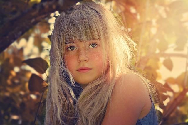 Girl Child Pretty - Free photo on Pixabay (394870)