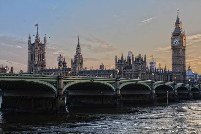 London Parliament England Ben - Free photo on Pixabay (395036)