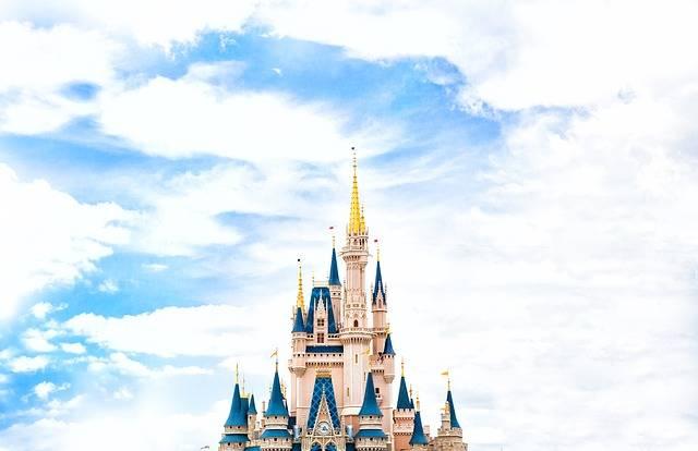 Architecture Castle Cinderella - Free photo on Pixabay (395123)