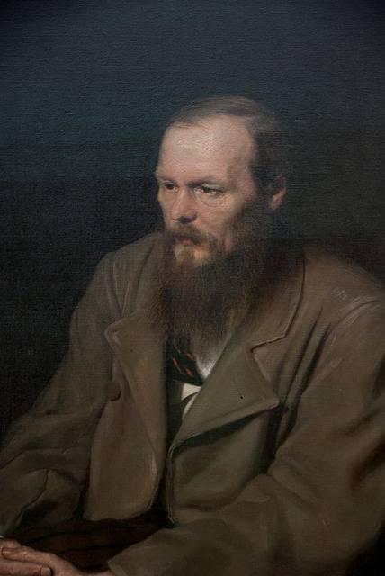 Moscow Dostoyevsky Painting - Free photo on Pixabay (395905)