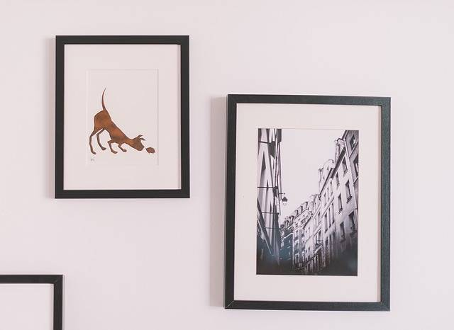 Picture Frames Wall Art Interior - Free photo on Pixabay (395968)