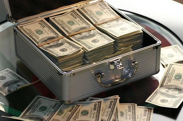 Money Dollars Success - Free photo on Pixabay (396059)