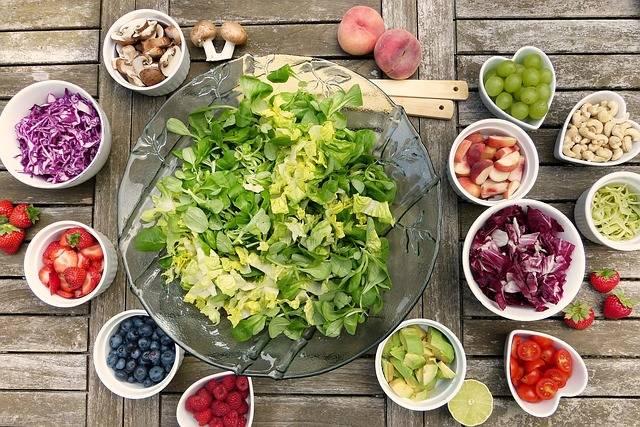 Salad Fruits Berries - Free photo on Pixabay (396297)