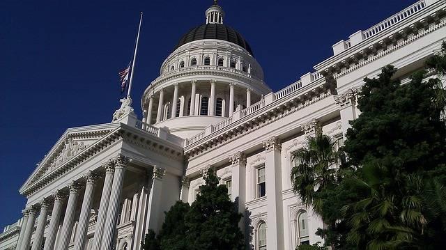 Capital Building Sacramento - Free photo on Pixabay (396371)