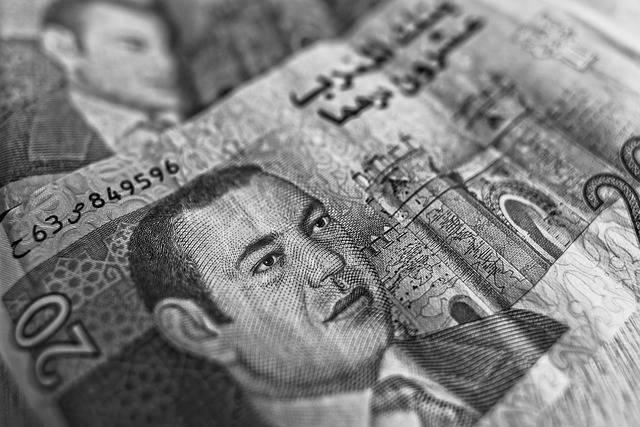 Money Cash Dirham Moroccan - Free photo on Pixabay (396378)