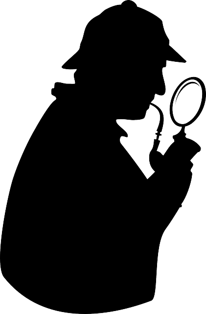 Sherlock Holmes Detective - Free vector graphic on Pixabay (396428)