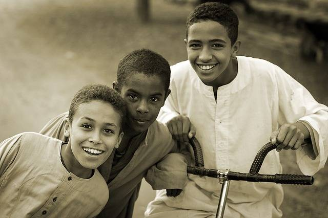 Children Happy Group - Free photo on Pixabay (396868)