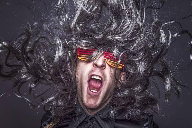 Musician Rockstar Band - Free photo on Pixabay (397481)