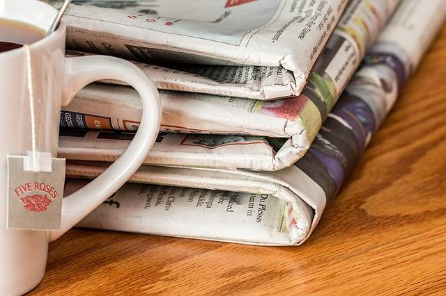 Newspaper News Media Print - Free photo on Pixabay (397593)