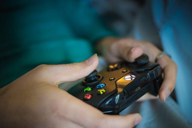 Game Remote Gamer - Free photo on Pixabay (397874)