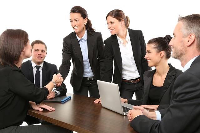Men Employees Suit - Free photo on Pixabay (398059)